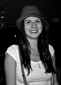 Vesna ist aus Bosnien / Deutschland und gibt Deutschunterricht